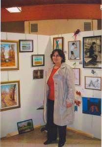 Ketty-Perrone-pittrice-e--presidente-dell'associazione